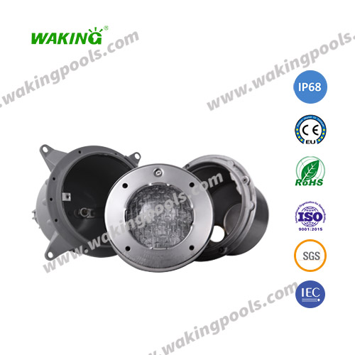 Pentair spa light replacement color changing led recessed pool light