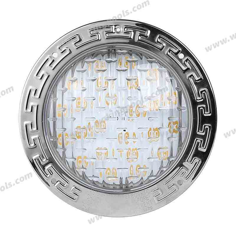 Multi color 18W 25W 35W LED under water recessed pool light