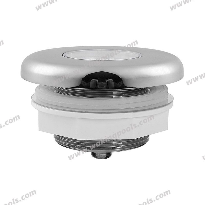 unique design high end ss316 underwater color led recessed pool light