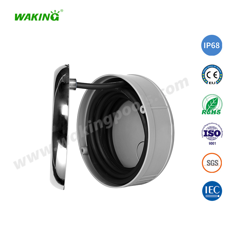 high power high quality stainless led wall mount and recessed pool light