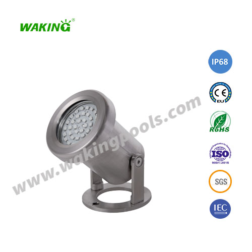 small stainless 3w 6w led underwater spotlight