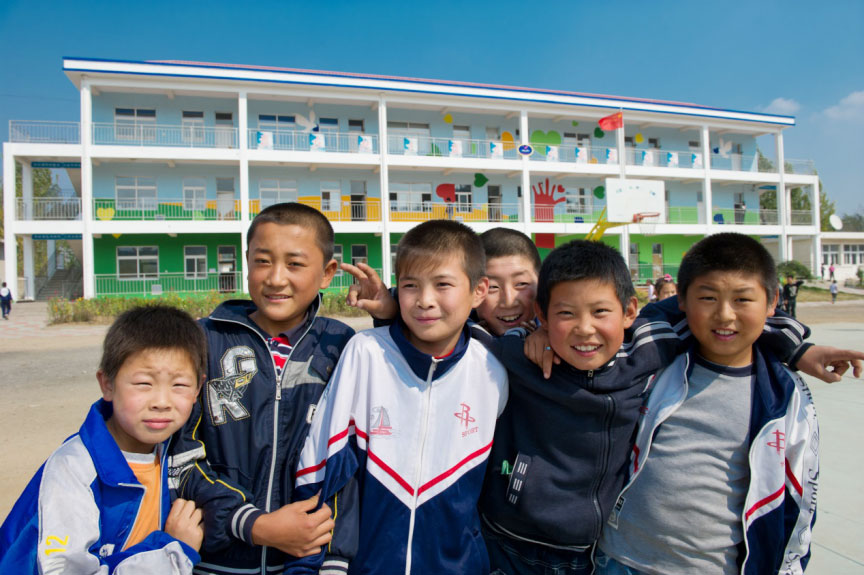 GZ Waking Pool Light Co., Ltd. has plans to aid the construction of Hope Elementary School in 2021