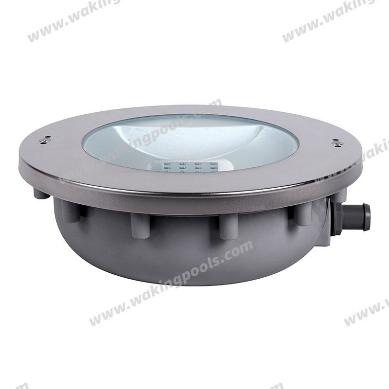 high end 316 stainless steel rgb swimming pool led underwater light