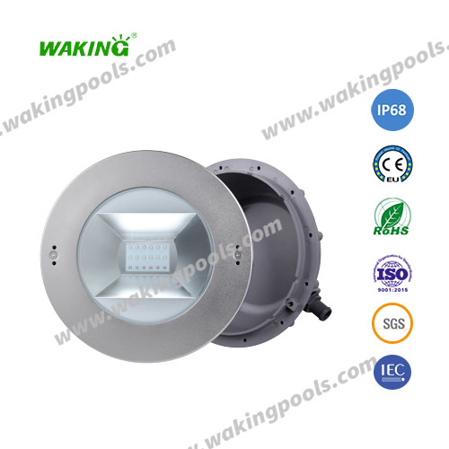 high quality stainless steel recessed led underwater light waterproof IP68 18-50W