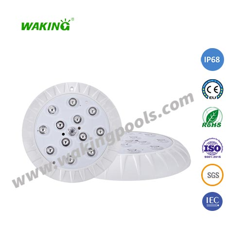 underwater RGB light IP68 waterproof led light