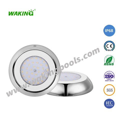sauna spa high temperature resistance wall mount led pool light