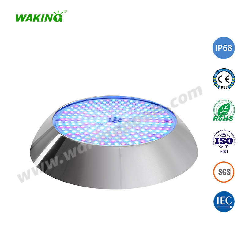 ss316 color changing wall mount led pool light