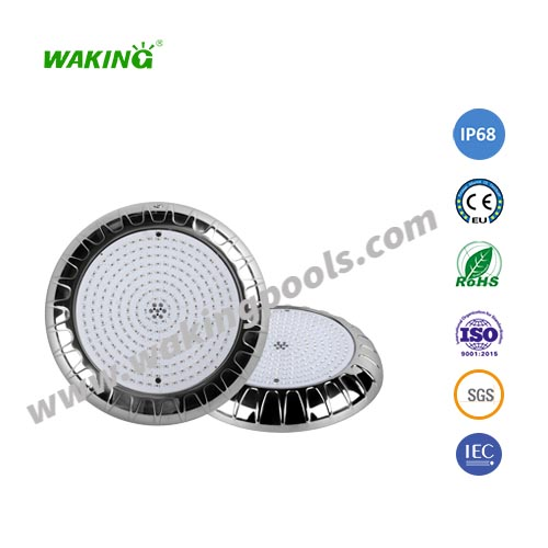 ss316 waterproof RGB swimming pool led lighting surface mounted LED pool light