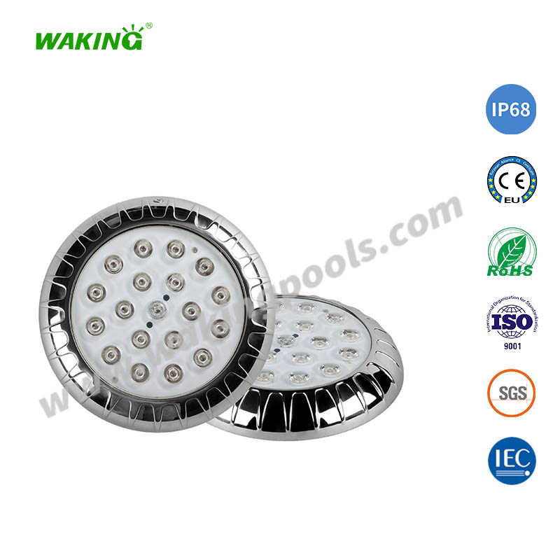 stainless steel led wall mount underwatr swimming pool light