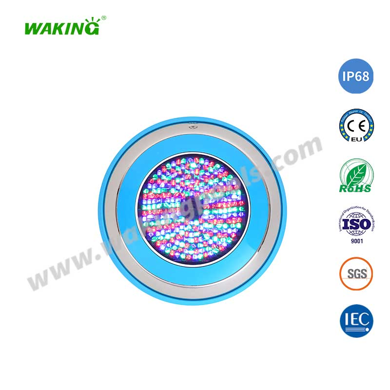 IP68 RGB stainless wall mount led pool light