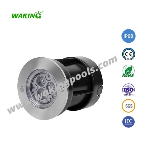 mini recessed underwater ip68 led pool light