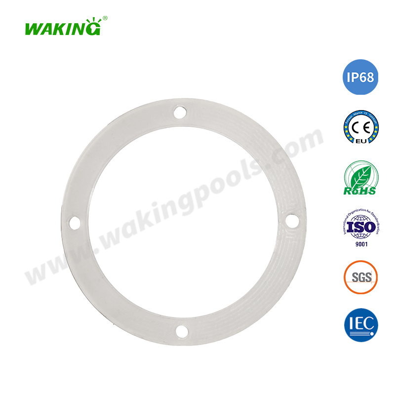 SS316L Color 10-35W LED Recessed Pool Light
