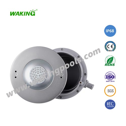 high quality IP68 underwater light recessed liner pool light with stainless body