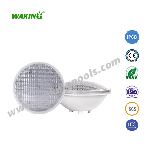 plastic par56 led pool light bulb